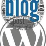 create seperate page blog post wordpress