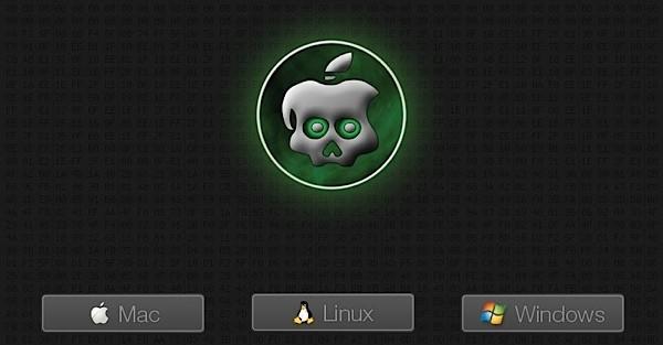 GreenPois0n Jailbreak ScreenShot