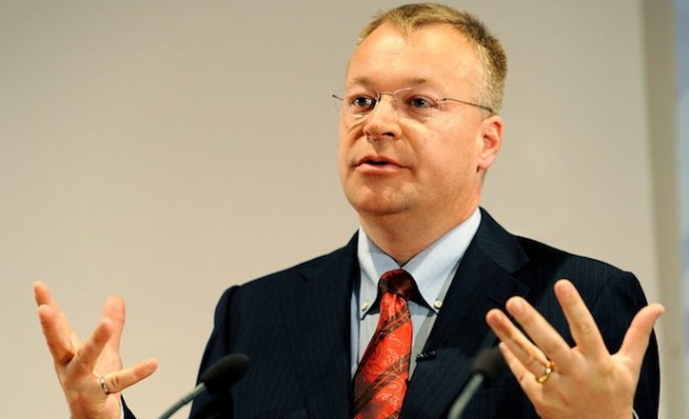 Nokia CEO: Stephen Elop