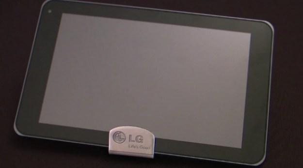 Honeycomb LG G-Slate Tablet Hands-On