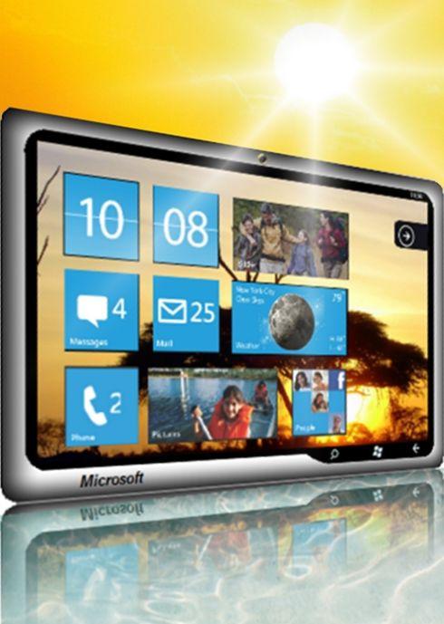 Windows Tab 7