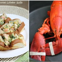 Southwest Lobster Roll Recipe: Inspired by #TheChew