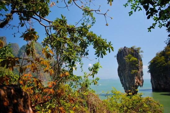 James Bond Island, Phuket, Thailand