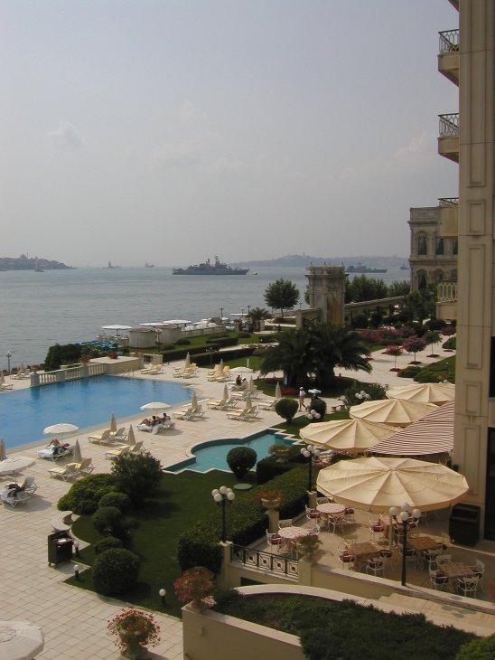 Ciragan Palace Kempinski Istanbul Turkey