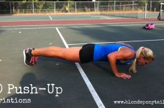 Tone Your Upper Body: 10 Push-up Variations