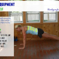No Equipment Plyo Circuit