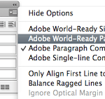 Trick to use Hebrew and Yiddish in Adobe InDesign