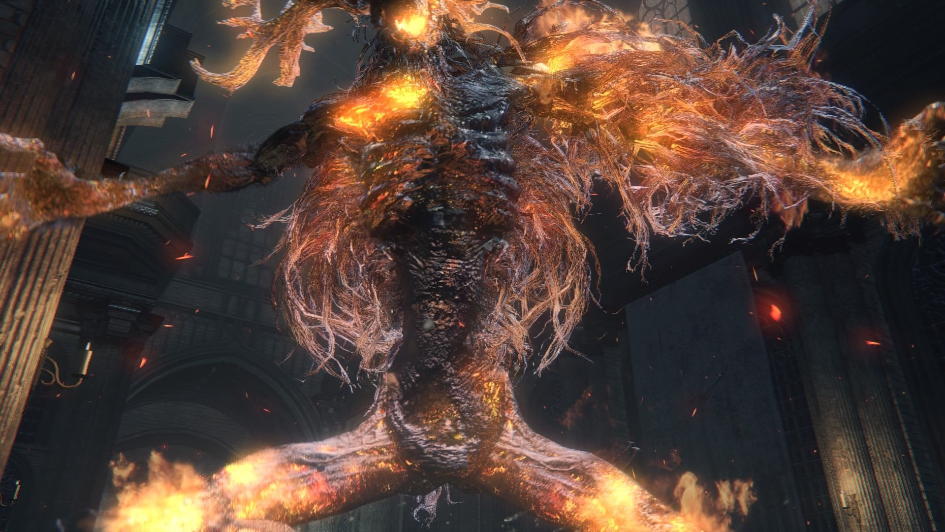 Laurence, the First Vicar | Bloodborne Wiki
