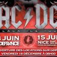 AC / DC poursuit le Black Ice Tour et viendra en France pour notre plus grand bonheur . Ils seront le 15 juin à Nice au parc des sports et...