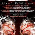 [lang_fr]Arch Enemy passera en France pour notre plus grand plaisir . Le groupe sera accompagné de Samael , No Return et Dylath-Leen. Date: @ 27 Mars 2010 – Aeronef –...