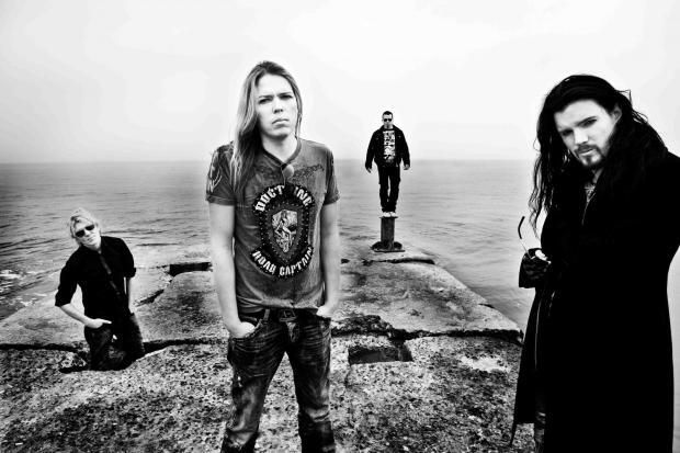 Apocalyptica promo 2010