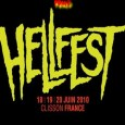 La majorité de notre équipe de rédaction est en route pour le Hellfest donc il n'y aura pas de news publiées aux alentours du 18 – 19 – 20 Juin....