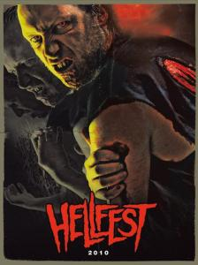 hellfest DVD 2010 cover
