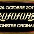 Lofofora a du retarder la sortie de son nouvel album nommé «Monstre Ordinaire». Celui-ci est donc prévu pour le 24 Octobre au lieu du 10 initialement annoncé (Cf. article Bloody...