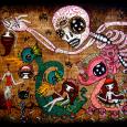La Galerie/Appartement Rue de Beauce présente «A DREAM WITHIN A DREAM«, une exposition de Ciou et Nicoz Balboa. Vernissage Dimanche 11 Décembre de 17h à 21h. Exposition ouverte au public...
