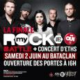 &nbsp; Le magazine MyROCK prsente la grande finale MyROCK Battle en partenariat avec OUI FM avec la prsence du groupe ETHS SAMEDI 2 JUIN ds 16h00 retrouvez sur la scne...
