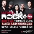 Le magazine MyROCK présente la grande finale MyROCK Battle en partenariat avec OUI FM avec la présence du groupe ETHS SAMEDI 2 JUIN dès 16h00 retrouvez sur la scène...