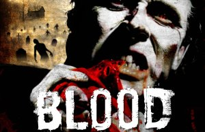 Blood Splatter Cover