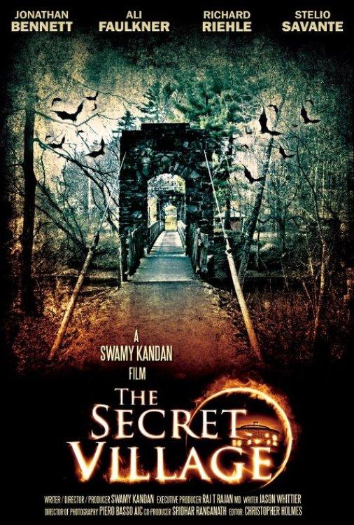 Secret Village Poster