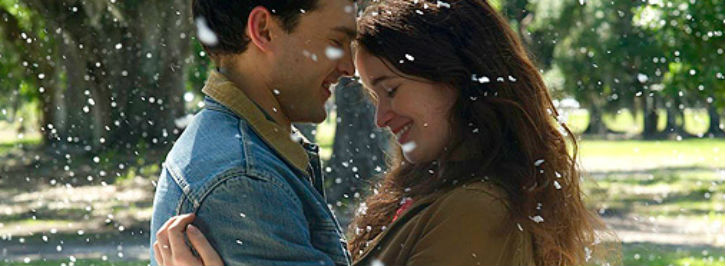 Beautiful Creatures, first look image, courtesy of EW