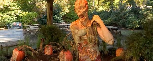 Zombie-Pumpkin