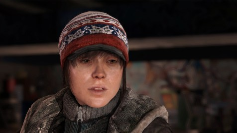 Beyond Two Souls (8)