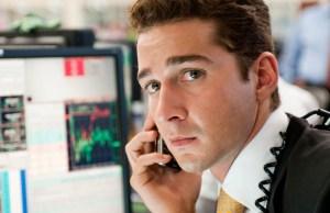 LaBeouf Wall Street 2