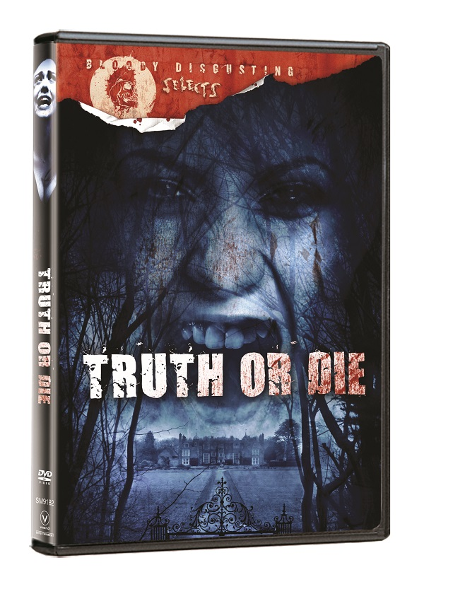 Truth or Die DVD 3d small