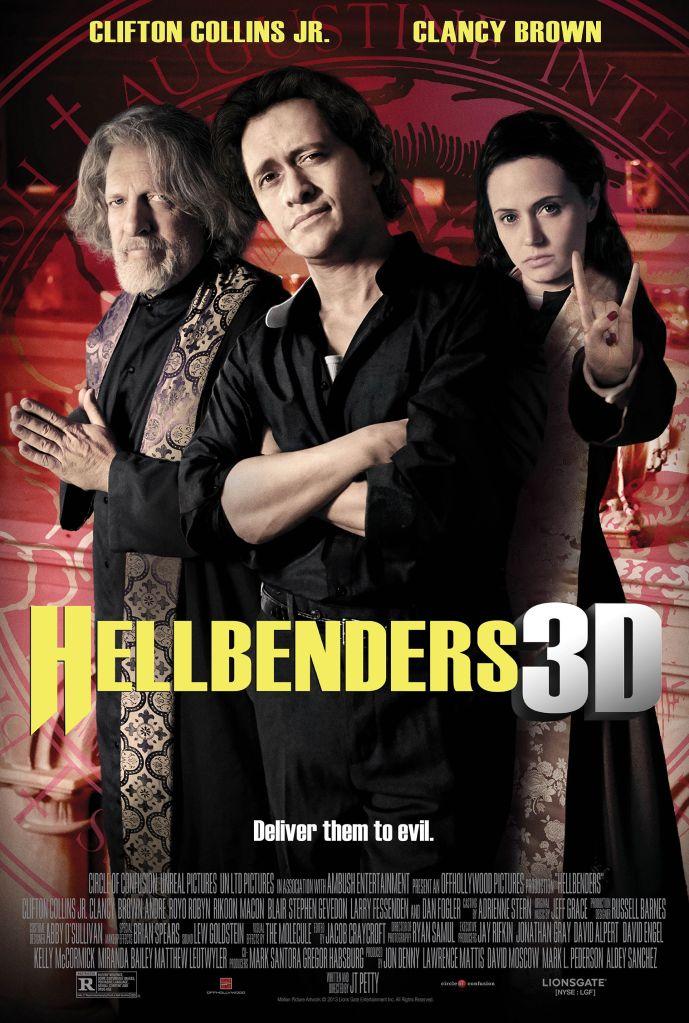 Hellbenders 3D poster Art