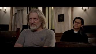 Clancy & Clifton in church