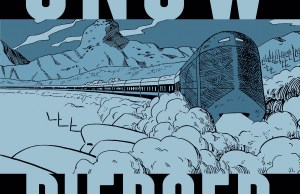 Snowpiercer Vol. 1 The Escape cover