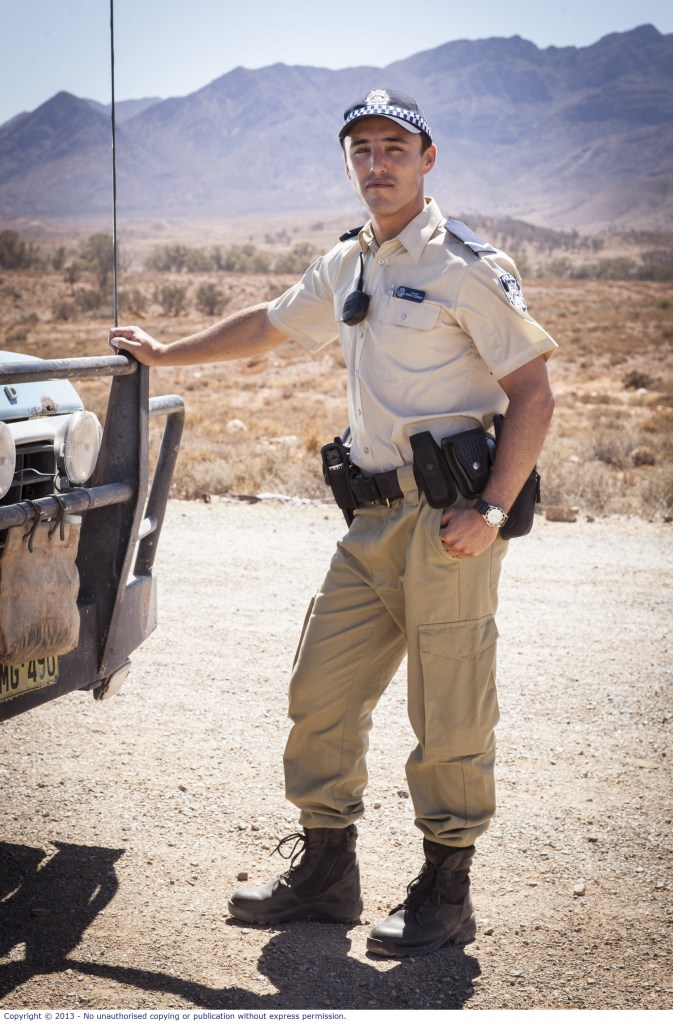 WolfCreek2_Ben Gerrard as local policeman