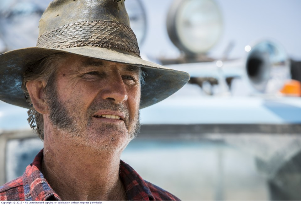 WolfCreek2_John Jarratt as Mick Taylor_profile 2