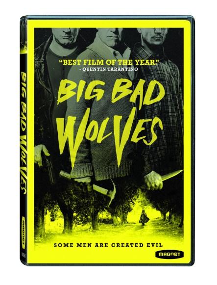 Big Bad Wolves_CMYK 3D DVD