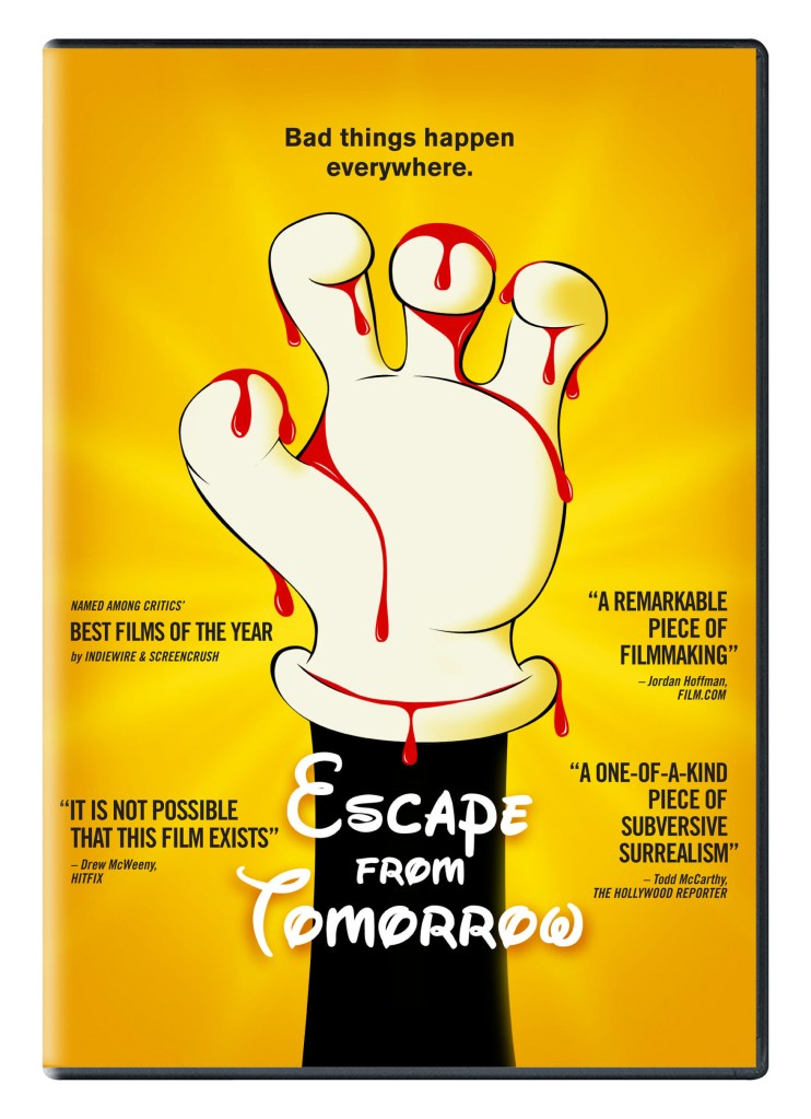 Escape From Tomorrow 2D