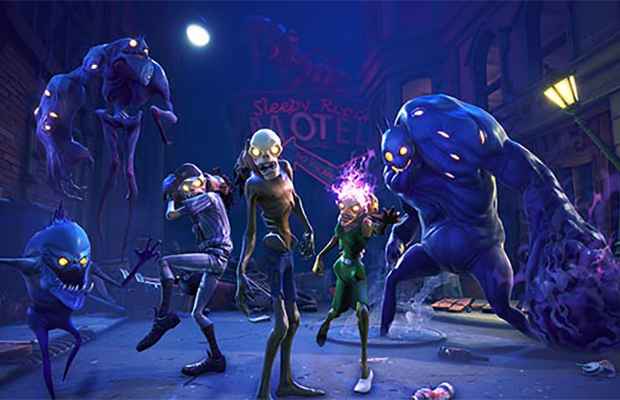 MonstersOfFortnite