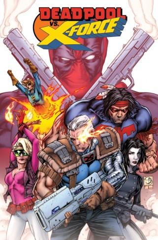 Deadpool_vs_X-Force_1_Cover_Shane_Davis