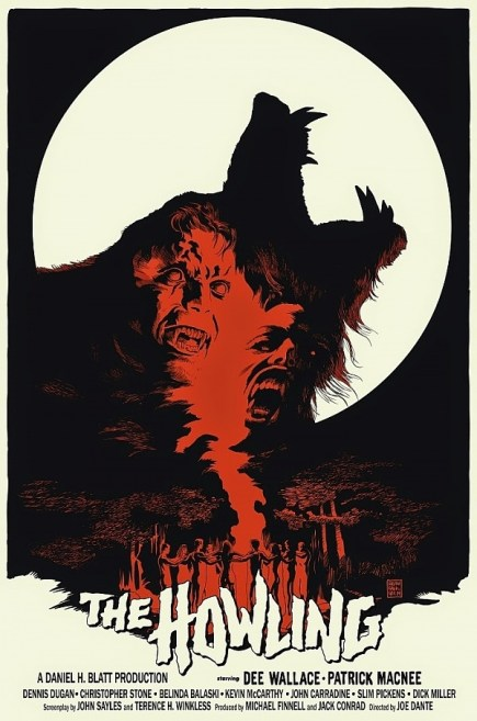 Francesco Francavilla - The Howling