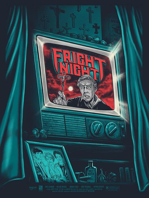 Gary Pullin Fright Night