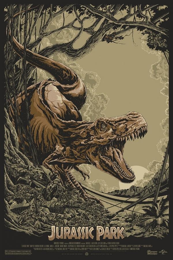 Ken Taylor Jurassic Park
