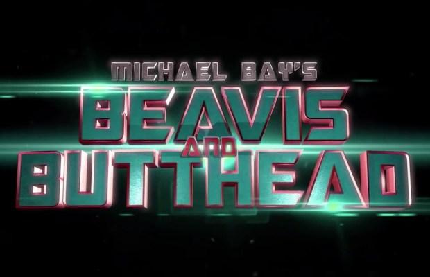 Michael Bay's Beavis & Butt-head