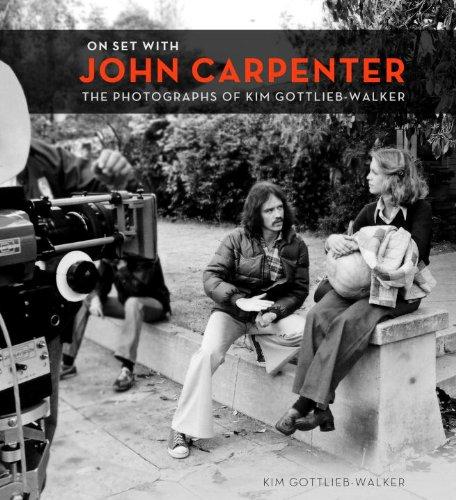 On Set with John Carpenter - by Kim Gottlieb-Walker