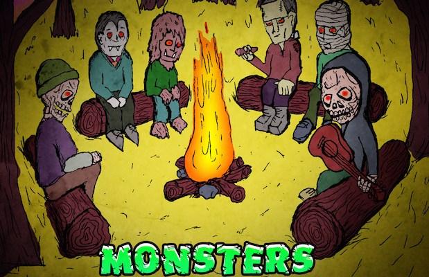 monstersunpluggedgraveyardcalling