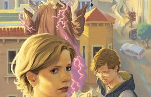 buffy season 10 - 6 - cover