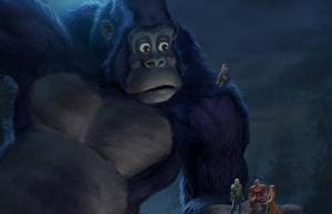 Netflix KONG - KING OF THE APES