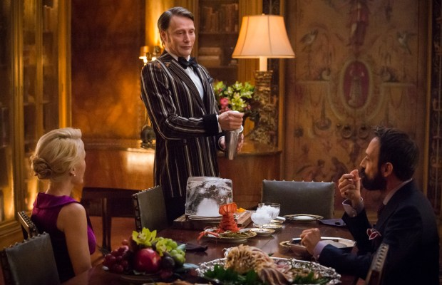 """HANNIBAL -- """"Secondo"""" Episode 303 -- Pictured: -- (Photo by: Brooke Palmer/NBC)"""