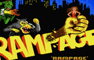 Rampage, NES