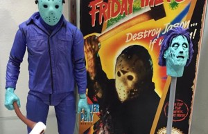Video Game Jason NECA