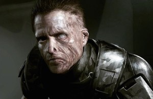 Michael Biehn in Alien 5 concept art, courtesy of Neill Blomkamp and Fox