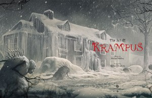 THE ART OF KRAMPUS | courtesy if Insight Editions